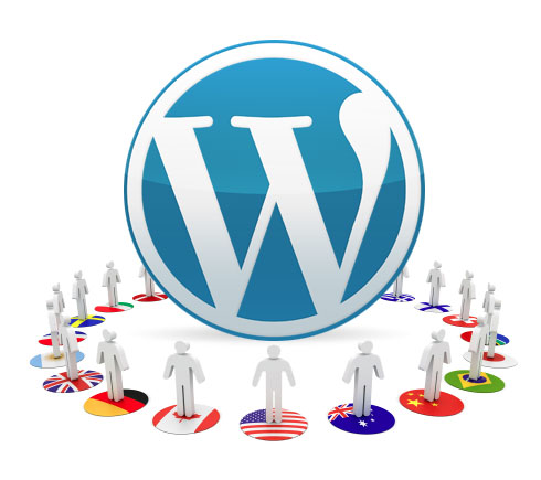 WordPress po edit