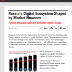 eMarketer Rusia Online