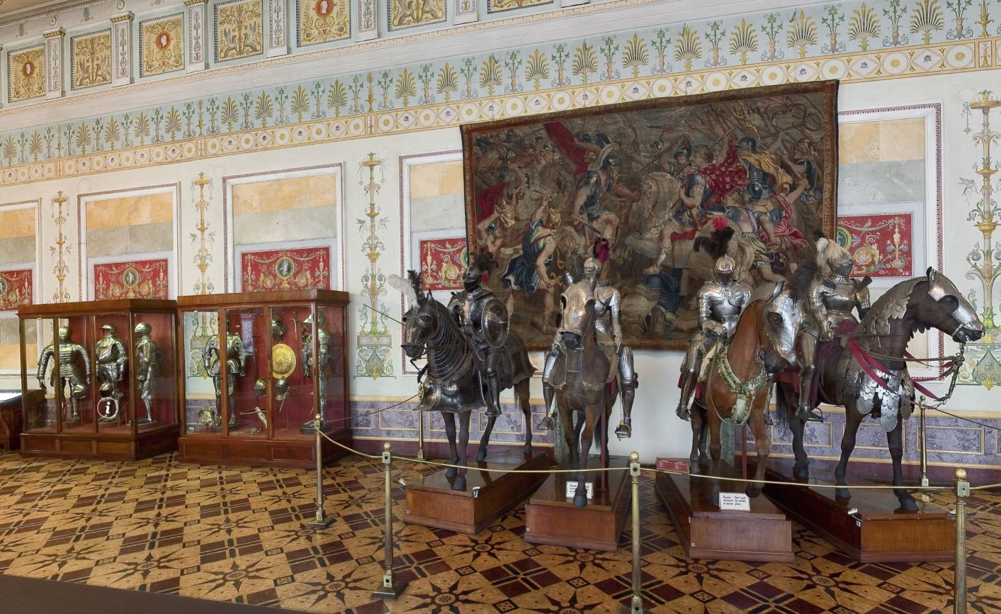 The Knights Room Hermitage