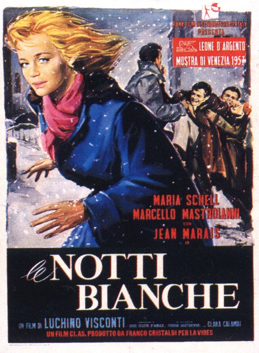 Luchino Visconti - Le notti bianche -Las noches blancas - White Nights