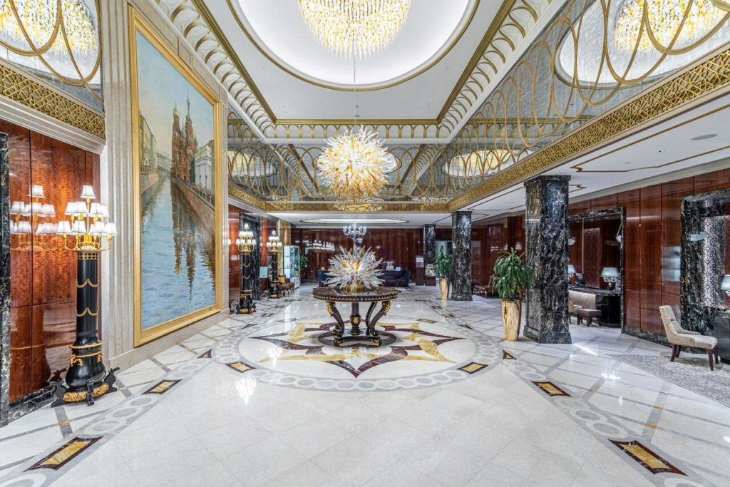 Lotte hotel san petersburgo
